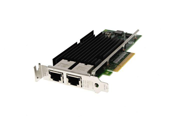 Intel X540-T2 10Gb Dual Port Low Profile Network Card - Ref