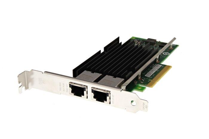 Intel X540-T2 10Gb Dual Port Full Height Network Card - Ref