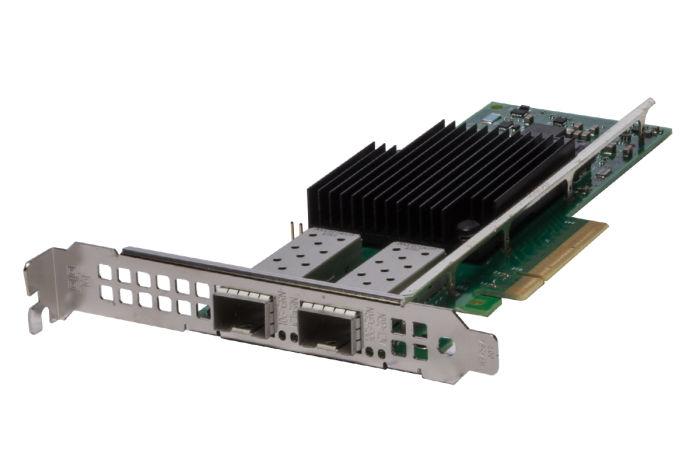 Dell Intel X710-DA2 10Gb SFP+ Dual Port Full Height Network Card - Y5M7N - New