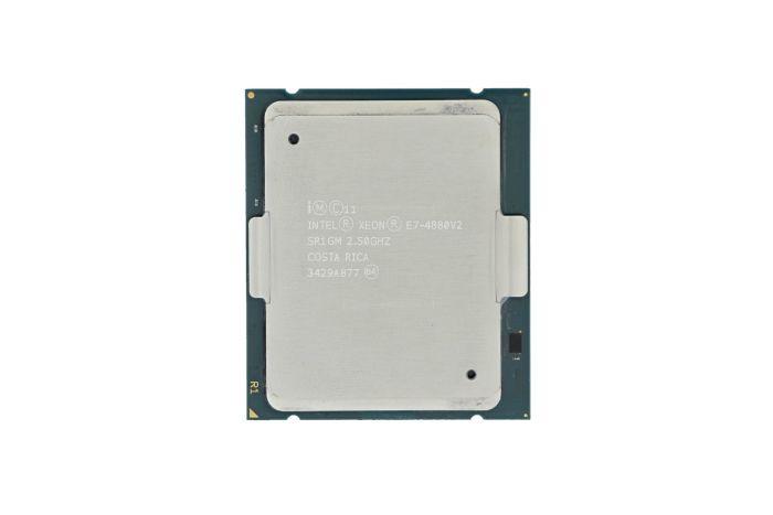 Intel Xeon E7-4880 v2 2.50GHz 15-Core CPU SR1GM