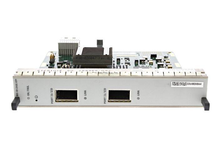 Juniper MIC-3D-2XGE-XFP Module 2x XFP Ports