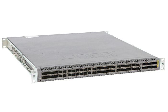 Juniper QFX5100-48S-3AFI Switch 48x SFP+ + 6x QSFP+ Ports
