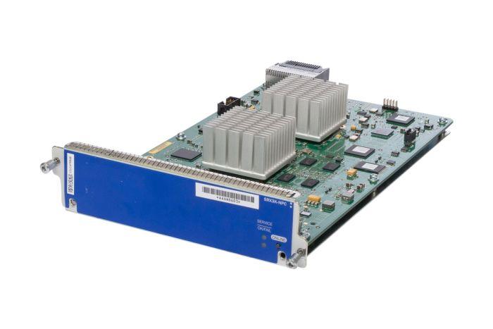 Juniper SRX3K-NPC Processing Card