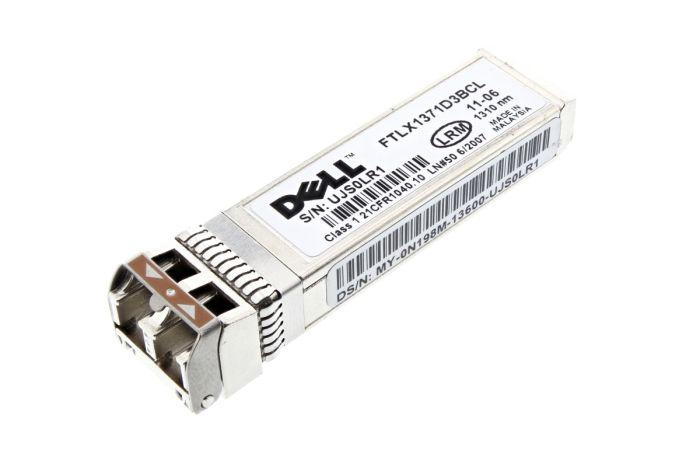 Dell 10Gb SFP+ FC Long Range MultiMode Transceiver - FTLX1371D3BCL - N198M - New
