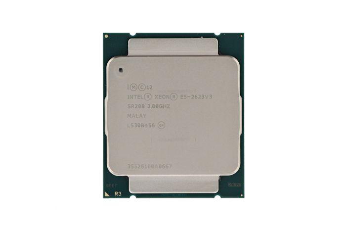 Intel Xeon E5-2623 v3 3.00GHz Quad-Core CPU SR208