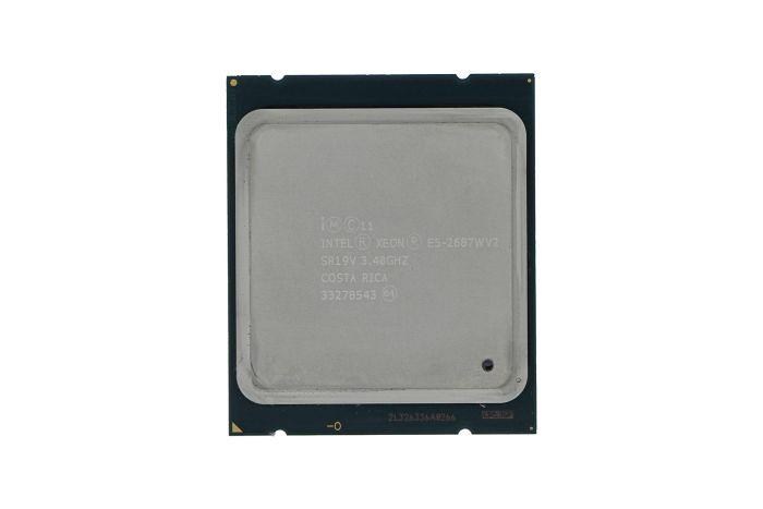 Intel Xeon E5-2687W v2 3.40GHz 8-Core CPU SR19V