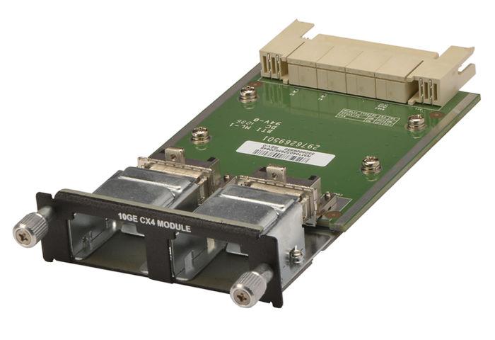 Dell PowerConnect 62xx 10GbE CX-4 Uplink Module - NOB
