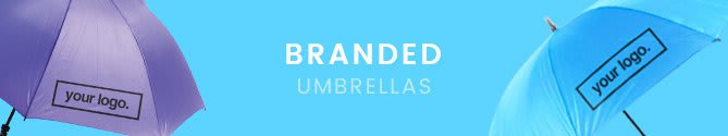 Shop Branded Umbrellas
