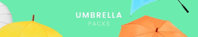 Shop Umbrella Packs