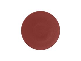 Lautanen tummanpunainen Ø 29 cm