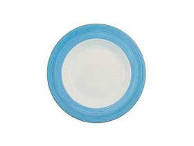 Lautanen sininen Ø 17,75 cm