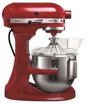 Yleiskone KitchenAid Heavy Duty punainen 4,8 L