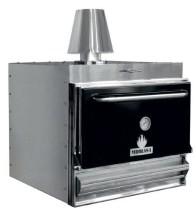 Puuhiiliuuni/grilli Mibrasa HMB 75