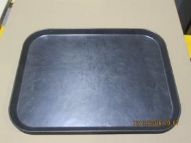 Tarjotin Versa Charcoal 33x43 cm