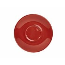 Aluslautanen punainen Ø 16 cm