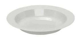Lautanen syvä valkoinen Ø 22 cm