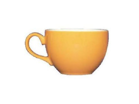 Espressokuppi keltainen 8,5 cl