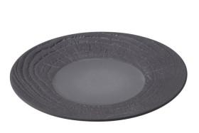 Lautanen musta Ø 21,5 cm