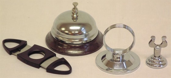 Porttieri kello K 6 cm Ø 8,5 cm