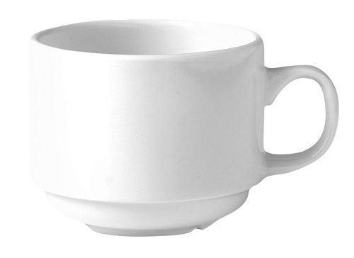 Kahvikuppi pinottava 21,25 cl