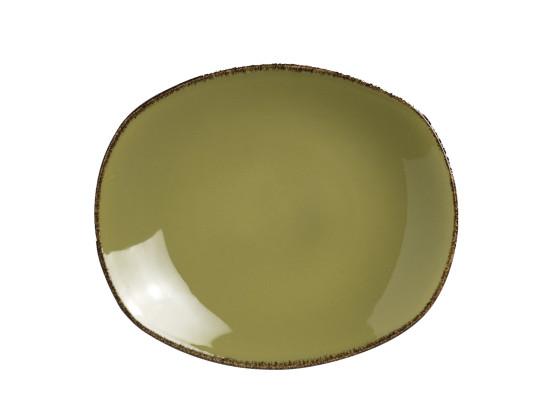 Lautanen vihreä Ø 20,25 cm