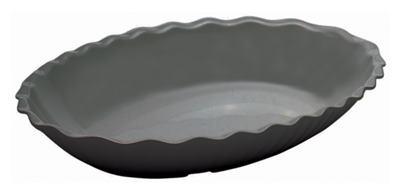 Kulho musta 40x30x5,5 cm 3,2 L