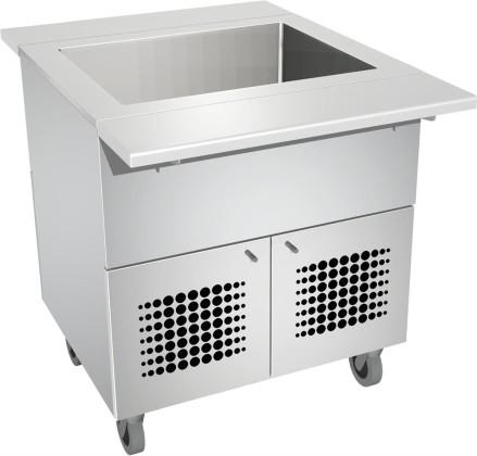 Lämmintarjoiluvaunu Dieta Serve Buffet H 160