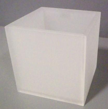 Aterinlaatikko akryyli 10x10x10 cm