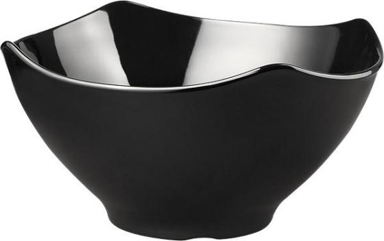 Kulho melamiini musta K 13 cm Ø 25,5 cm 3 L