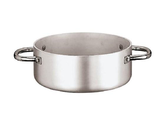 Kattila matala alumiini Ø 32 cm 10 L