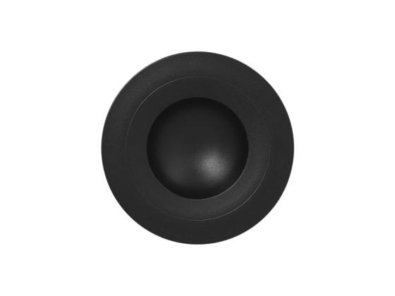 Lautanen syvä musta Ø 29 cm