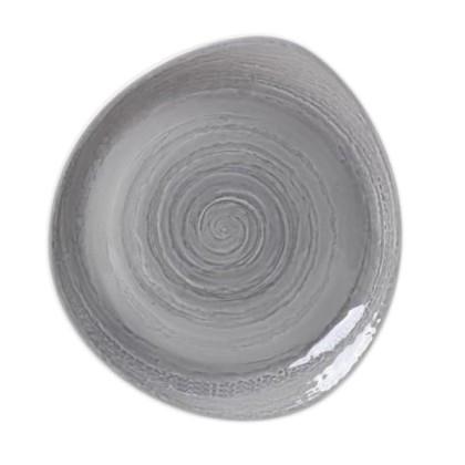 Lautanen harmaa Ø 30,5 cm