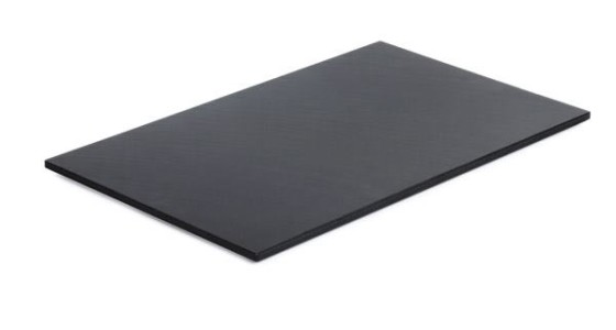 Leikkuulauta musta GN 1/1 Frames
