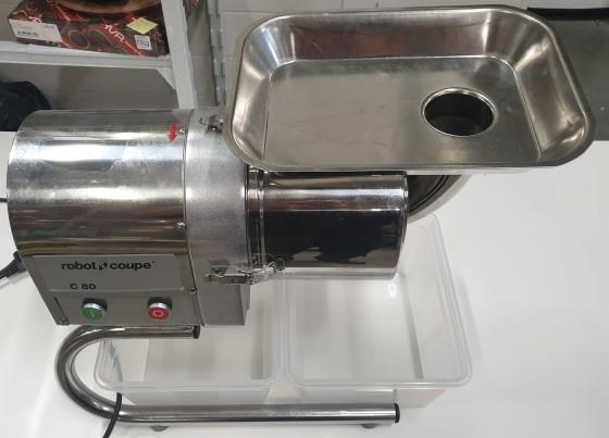 Paseerauslaite Robot C80