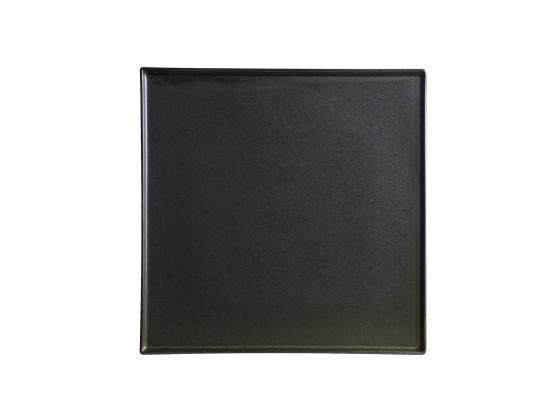 Neliölautanen musta 27x27 cm
