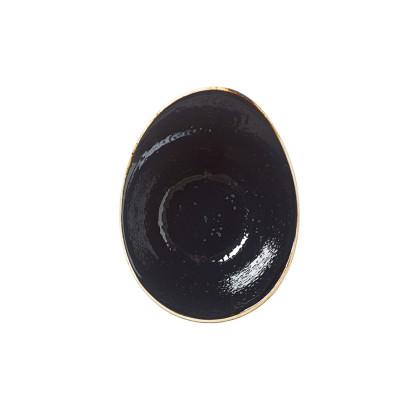 Lisäkekulho musta Ø 18 cm