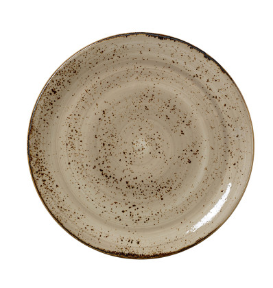 Lautanen beige Ø 30 cm