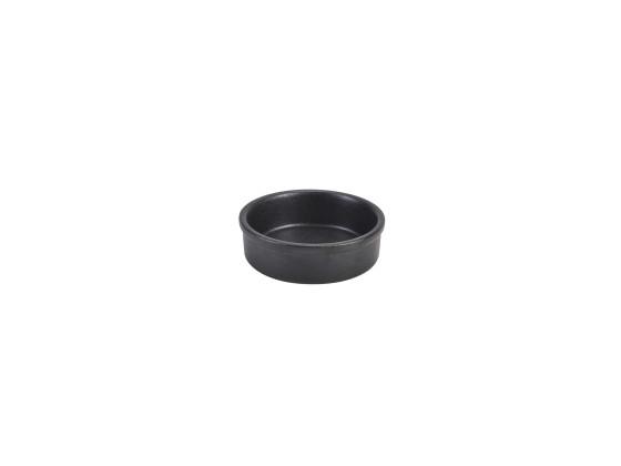 Tapas-astia musta Ø 14,5 cm