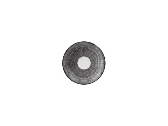Aluslautanen tummanharmaa Ø 15 cm