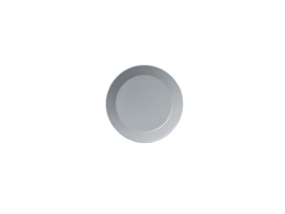 Lautanen helmenharmaa  Ø 17 cm