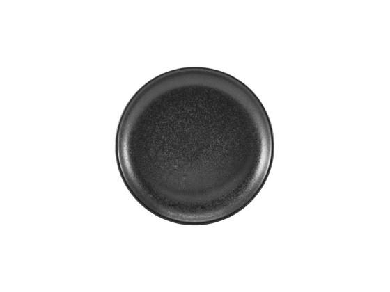 Lautanen coupe musta Ø 19 cm
