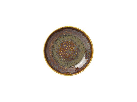 Lautanen ruskea syvä Ø 25,5 cm