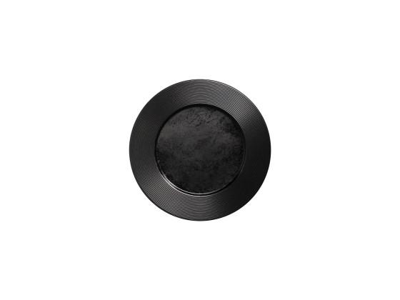 Lautanen musta Ø 31 cm