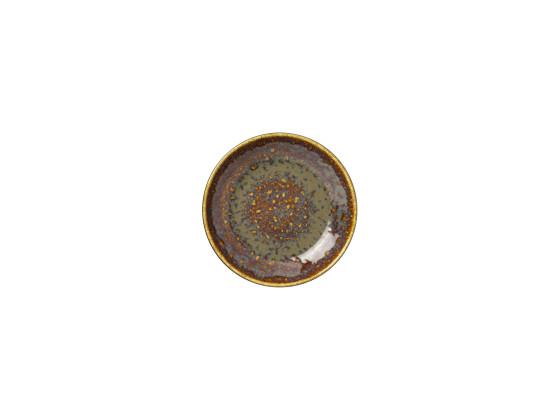 Lautanen syvä ruskea Ø 21,5 cm