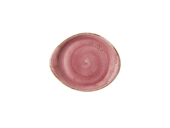 Lautanen pinkki Ø 25 cm