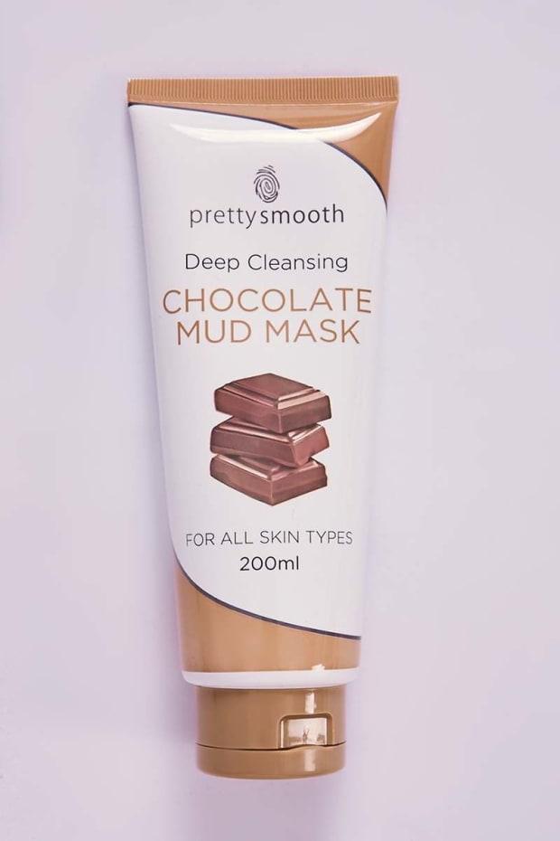 DEEP CLEANSING CHOCOLATE MUD MASK
