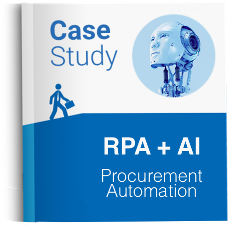 Case Study: RPA and AI development to automate procurement function from 18% till 85% | Maersk