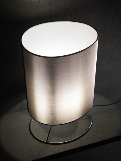 Orly Table: Table lamp available in different finishings