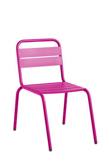 Barceloneta: Chair available in different colours