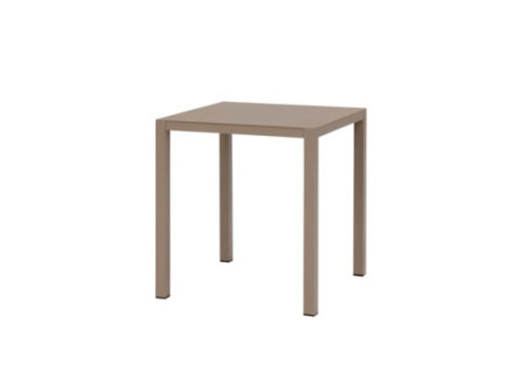 Altea: Table available in different colours and top sizes